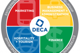 Fremont Dominates DECA Competition