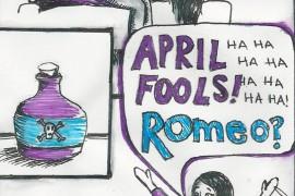April Fool's Day Comics