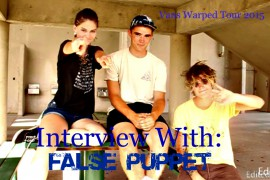 The Paw Print Travels to Vans Warped Tour, Discovers False Puppet