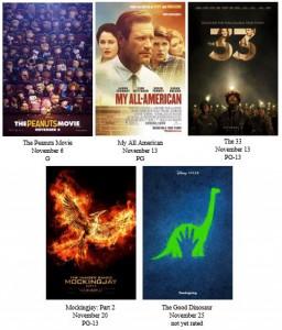 November Movies