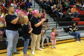Rivals unite to honor North Ogden family