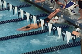 Swim team goes to City County on Saturday