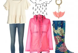 Spring Trends 2016-Rockin' Rain Jackets
