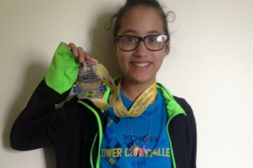 Girl from New York accidentally runs extra 10 miles after joining the wrong race