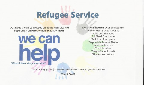 Refugee Service
