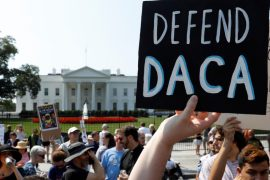Lawsuit against Trump Administration for reversal of DACA