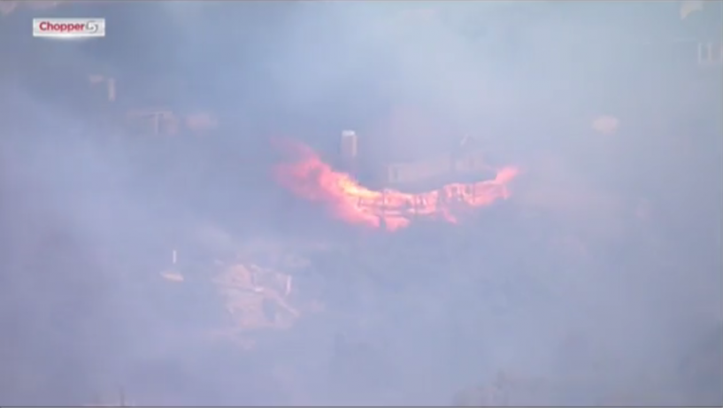 Fires in Weber County Threatening Homes and Wildlife