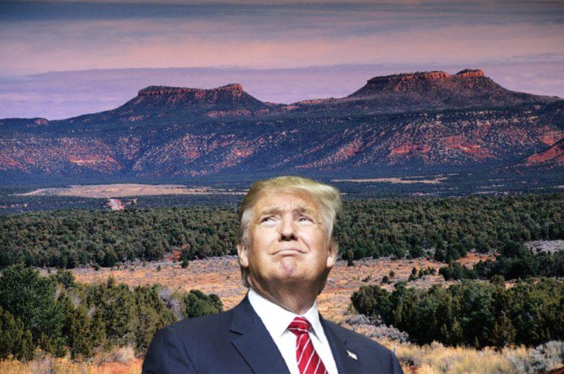 President Trump will be visiting Utah Monday