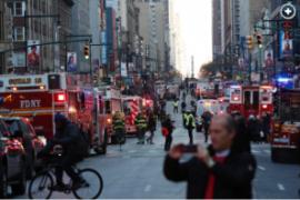 NYC Subway Bombing