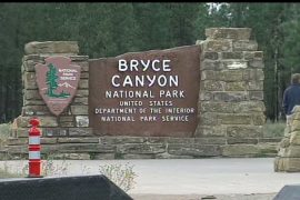 National Park shutdown due to Government shutdown