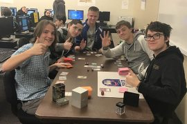 Magic, Risk, and Chess have got all these students on a high for strategy.