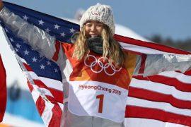 Chloe Kim brings home gold