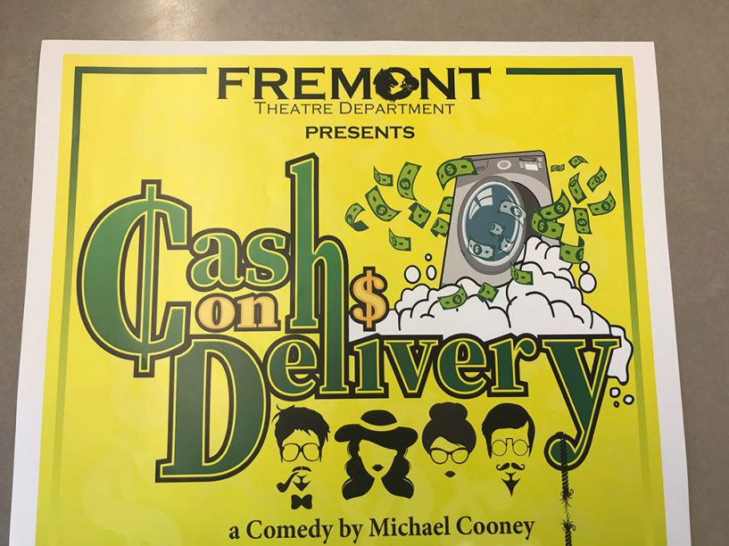 """Cash on Delivery"" starts next week"