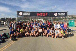 Race to the Footlocker finishline
