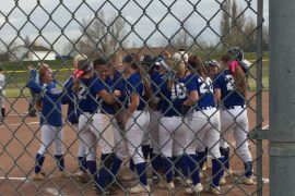Fremont softball takes a whopping win over Northridge