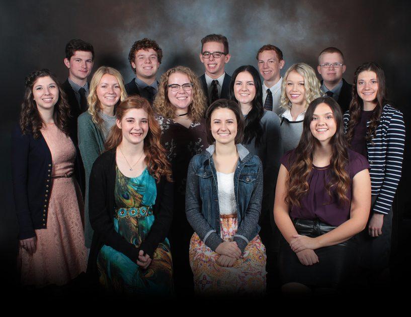 2017-2018 Sterling Scholars