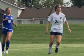 Girls soccer loss to Layton