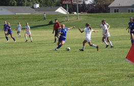 Fremont soccer takes win over Clearfield Falcons