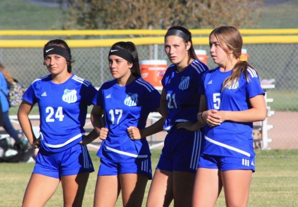 Silver Wolves soccer loss to Northridge in Senior game