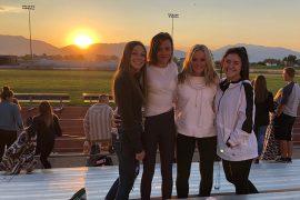 Fremont's first Senior Sunrise