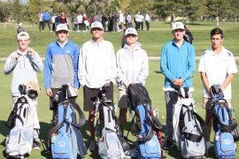 Boy's Golf Photos