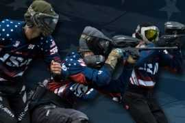 Two Brothers From Hooper Take Second Place With The U19 USA Paintball Team