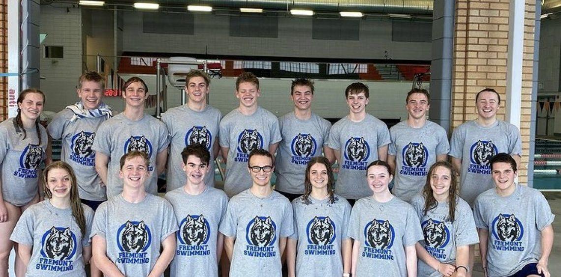 The Swim Team Outdoes the 2020 Season